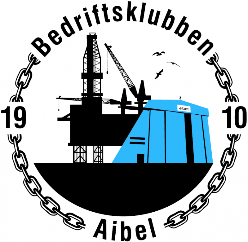 Fellesforbundet Bedriftsklubben Aibel logo
